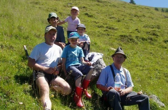 Wanderurlaub im Pustertal und Wandern im Gsiesertal