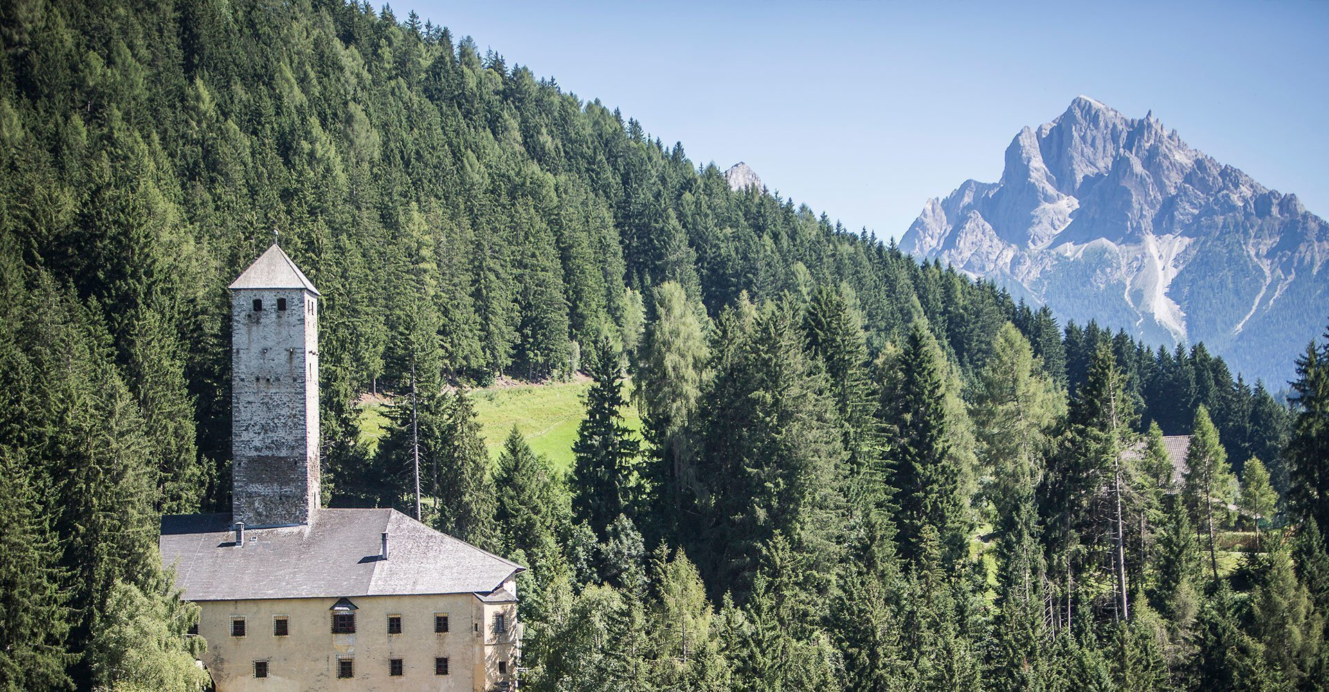 Bauernhofurlaub im Gsiesertal Südtirol