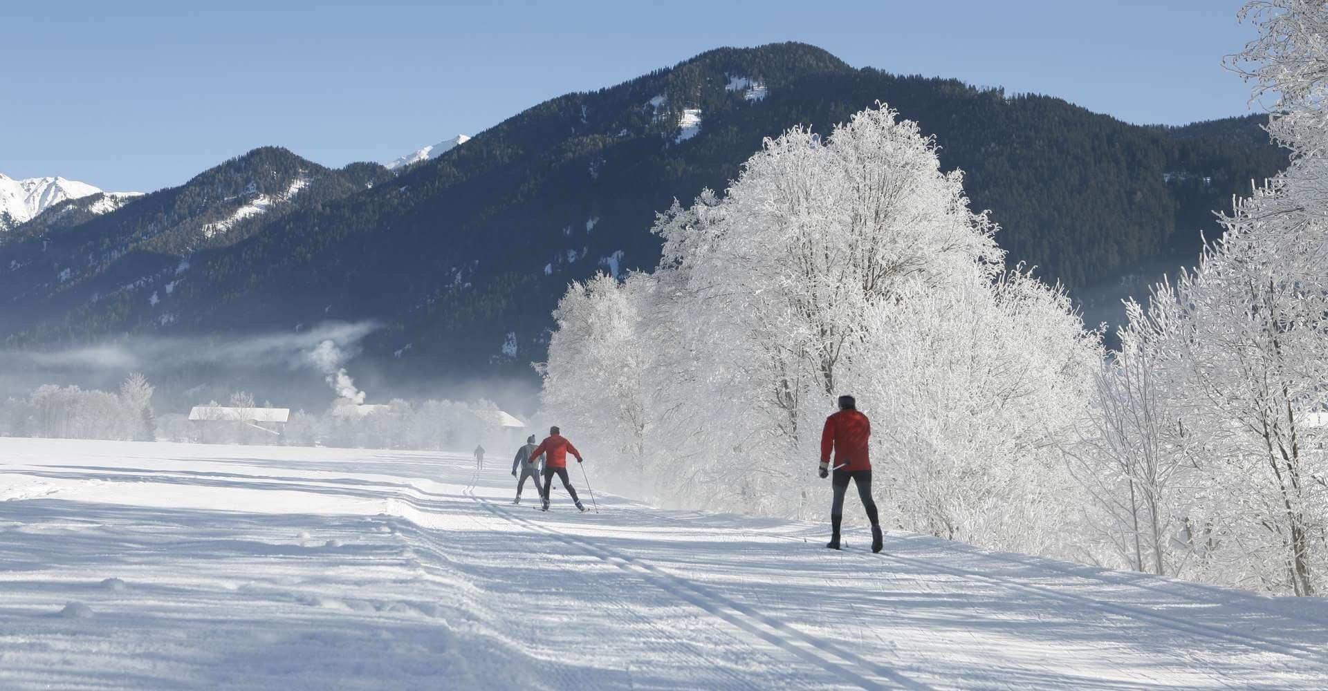 Winterurlaub im Gsiesertal